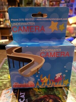 £10.65 • Buy . Disposable Underwater Camera
