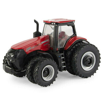 AU18.05 • Buy Case IH Winter Farm Show Diecast Truck Vehicle Toy 1:64 Tractor 14y+ Adult Red