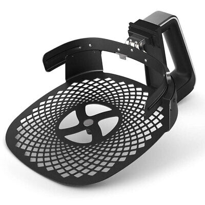AU64 • Buy Philips HD9953/00 Round Pizza Tray Steel Baking Accessories For Airfryer Black