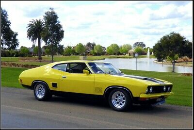 AU165000 • Buy 1974 Ford Falcon XB GT Hardtop
