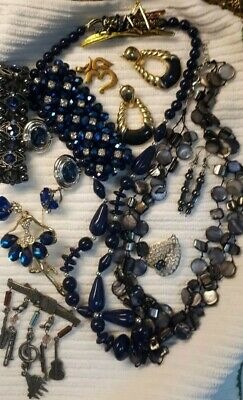 $ CDN14.25 • Buy 💖💕Vintage Lovely Spring Jewelry Lot,Brooches,Necklaces, Braclets,Earrings+💕💖