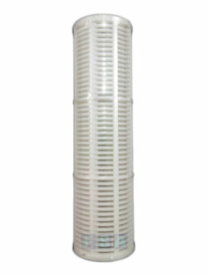 AU15.95 • Buy Reusable 100 Micron Strainer Water Filter Washable Filter Sediment 10 X2.5