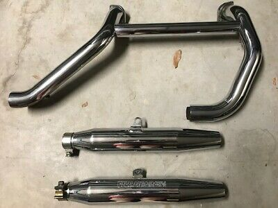 $125 • Buy   Harley Davidson Sportster Exhaust System 1986 - 2003, 883 And 1200 - Excellent