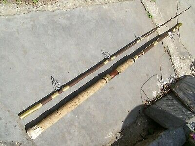 $112.50 • Buy Vintage Garcia Conolon Companion 4 Stars 10' #2154? Fishing Rod
