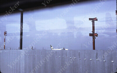$7.99 • Buy Sl00 Original Slide 1960's  Japan Airport Cathay Pacific Airplane 806a