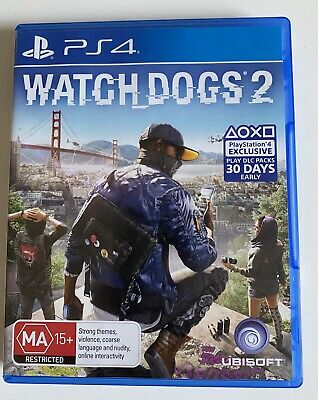 AU15 • Buy Watch Dogs 2 Ps4 Playstation Game