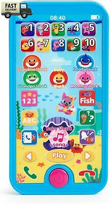 $16.99 • Buy WowWee Pinkfong Baby Shark Smartphone - Educational Preschool Toy