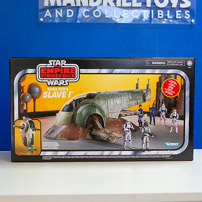 $ CDN240.22 • Buy Star Wars The Vintage Collection Boba Fett's Slave I Vehicle | IN STOCK | NEW
