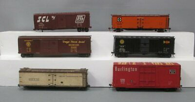 $ CDN102.11 • Buy Custom O Scale Freight Cars [6] - 2-Rail
