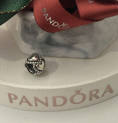 AU20 • Buy Pandora Sterling Silver Chain Of Hearts Charm Retired 790448 Authentic Ale 925