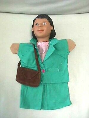 $12.99 • Buy  Vintage Lady Shopper Hand Puppet 12   Mr. Rogers Neighborhood?