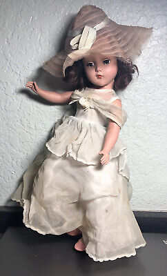 $35 • Buy Vintage Beautiful14  Composition Doll