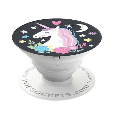 AU18 • Buy Pop Sockets Unicorn Dreams Pop Grip Universal Holder/Stand W/Base For Phones