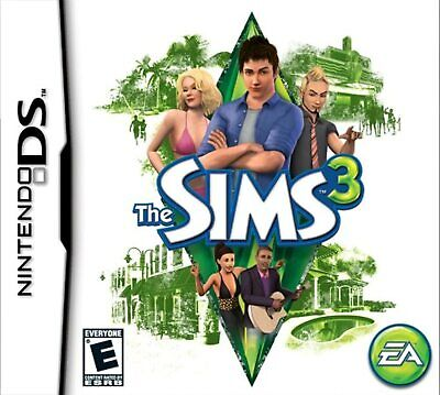 £23.68 • Buy The Sims 3 For Nintendo DS DSi 3DS 2DS