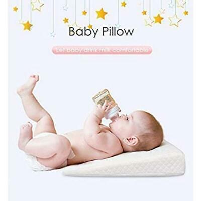 £11.49 • Buy Baby Wedge Foam Pillow Anti Reflux Colic Congestion Toddler Sleep Safety Pillows