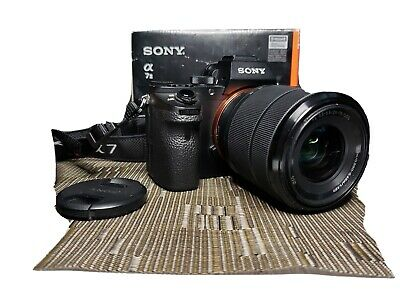 $ CDN1313.09 • Buy Sony Alpha A7II Mirrorless Digital Camera With Sony 28-70mm OSS Lens Used