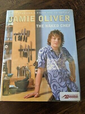 AU7 • Buy Jamie Oliver The Naked Chief