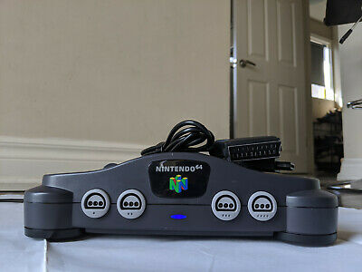 $ CDN219.99 • Buy Nintendo 64 N64 HDRGB Amp Mod Region Free Replacement Console W/ Scart Cable+LED