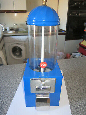 20p Coin Operated Sweet Vending Machine With Lock And Key • 26£