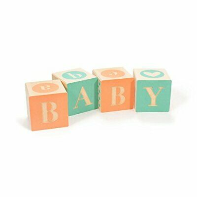 $16.12 • Buy Uncle Goose Baby Blocks - Made In USA