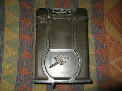 $49.99 • Buy CRT-1/CPRC-26 Radio 1953 Military Canadian Ham CRT1 CPRC26 Receiver Transmitter