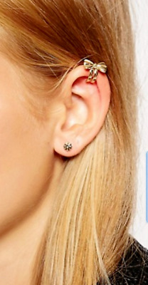 ASOS Bow Ear Cuff • 5£
