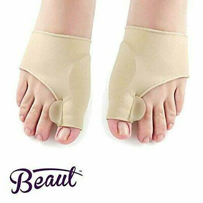 $9.99 • Buy Bunion Corrector Gel Pad Relief Sleeves Top Quality With Durable Gel Toe Spacer