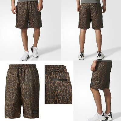 AU60 • Buy Adidas NMD Shorts - Rare - Leopard Print - Medium - Limited Edition Sold Out OOP