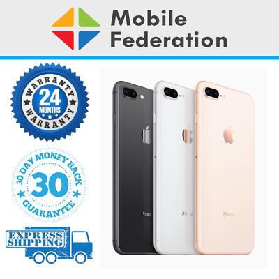 AU489 • Buy Apple IPhone 8 Plus 8+ 64GB 256GB A1864 Unlocked [Au Stock]