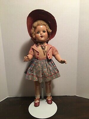 """$65 • Buy 20"""" Composition Ideal Doll"""