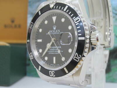 $ CDN12226.04 • Buy 【FROM JAPAN】Rolex Submariner Date 16610 Serial U Stainless Steel Automatic Watch