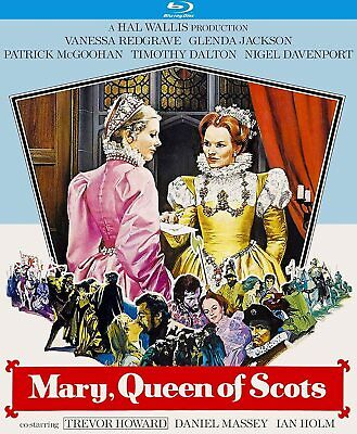 $0.99 • Buy Mary, Queen Of Scots Blu-ray Vanessa Redgrave Glenda Jackson