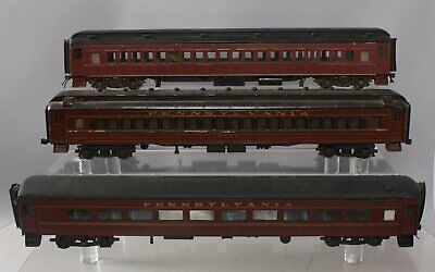 $ CDN246.04 • Buy Custom O Scale Pennsylvania Passenger Cars [3] - 2-Rail