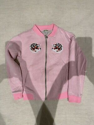 AU35 • Buy Authentic - Kenzo Kids - Hoodie - Pink - Size 8 (128cm) - Excellent Condition