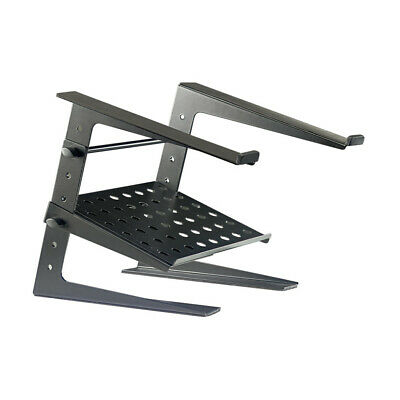 £29.99 • Buy Stagg DJS-LT20 Height Adjustable Pro DJ Laptop Stand With Extra Shelf