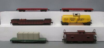 $ CDN102.91 • Buy Assorted Plastic O Scale Freight Cars (2 Rail) [5]