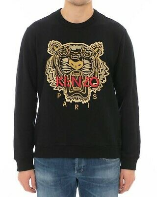 AU150 • Buy Authentic Kenzo Tiger Sweater Mens