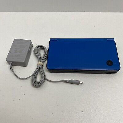 $84.95 • Buy NINTENDO DSi XL BLUE TESTED 100% Works- W/ Charger - Free Quick Shipping!