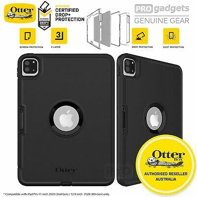 AU118.95 • Buy Genuine OTTERBOX Defender Rugged Cover For Apple IPad Pro 11 /12.9 2020 Case