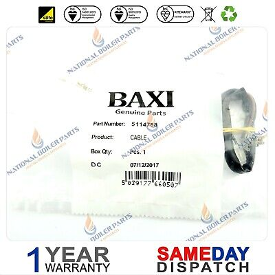 £15 • Buy Baxi Duotec Timer Wiring Harness 5114788