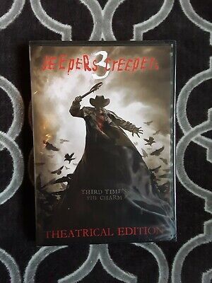 $19.99 • Buy Jeepers Creepers 3 Dvd Theatrical Edition Brand New Factory Sealed - Horror