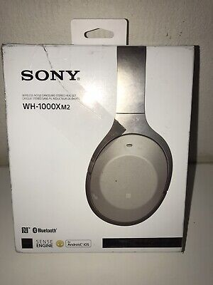$ CDN188.85 • Buy Genuine Sony WH1000XM2 Wireless Bluetooth Noise Canceling Stereo Headphones Gold