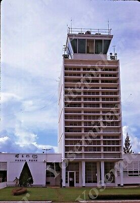 $7.99 • Buy Sl00 Original Slide 1968 CAMBODIA PHMOM PENH AIRPORT TOWER 064A