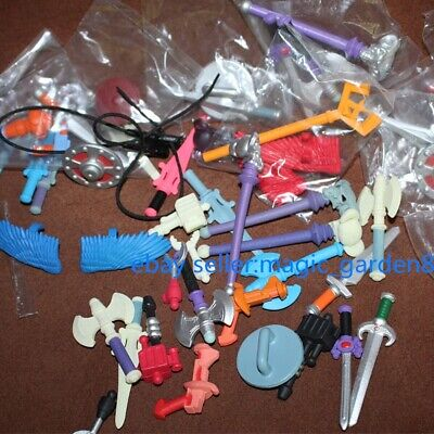 $7 • Buy Loyal Subjects Masters Of The Universe He Man Skeletor Weapons Swords Sheild