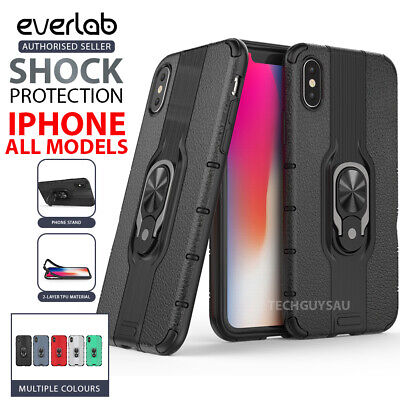 AU8.99 • Buy Shockproof Heavy Duty Case Cover For IPhone 11 Pro XS Max XR X 6S 7 8 Plus