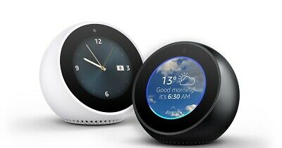 AU76.92 • Buy Amazon Echo Spot 🌟 Alexa Smart Assistant ⏰ Alarm Clock With Smart Home Support