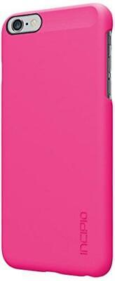 AU23.78 • Buy Incipio Feather Snap On Case For IPhone 6/6s Plus Ultra Thin Hard Cover Pink