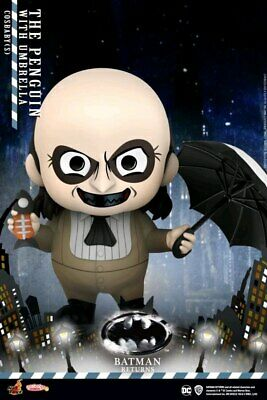 $ CDN43.74 • Buy Batman Returns - Penguin With Umbrella Cosbaby-HOTCOSB718-HOT TOYS