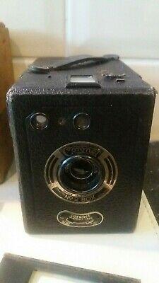 Coronet No 2 Box.old Camera • 24.99£