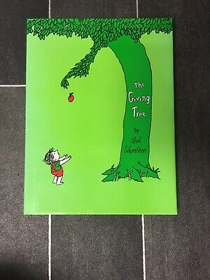 The Giving Tree By Silverstein, Shel | Book | Condition Good • 6.70£